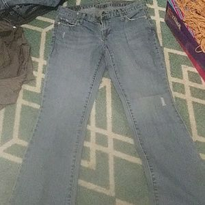 American Eagle Hipster Fit Jeans